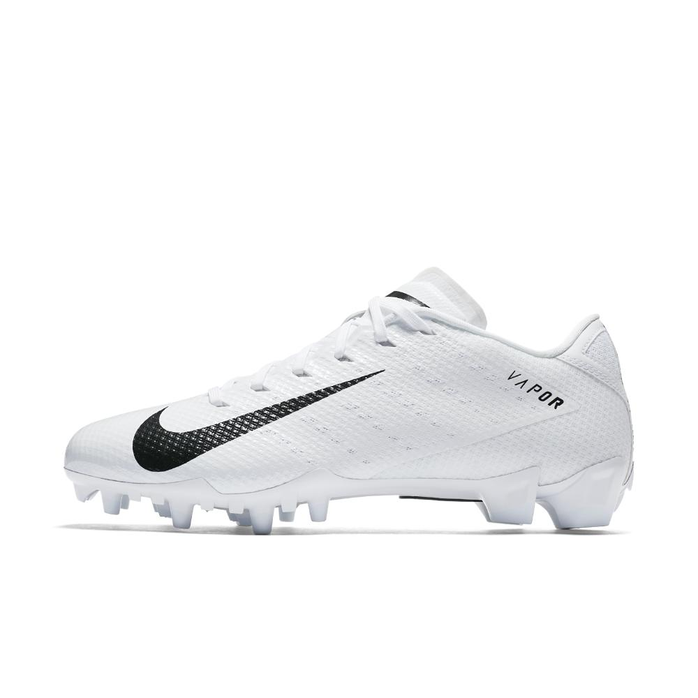 2b3a96116 Nike Vapor Untouchable 3 Speed Men's Football Cleat in White for Men ...