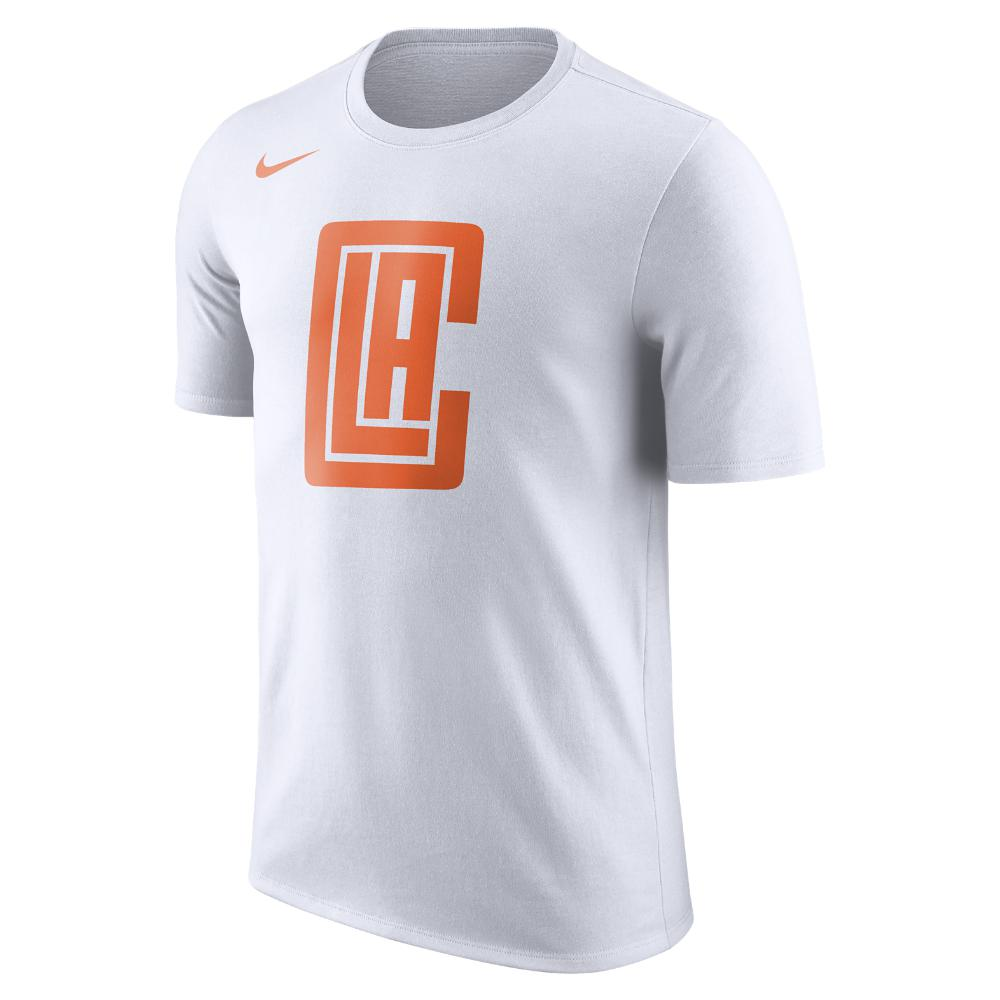 Lyst - Nike La Clippers City Edition Dry Men s Nba T-shirt in White ... b276dab77