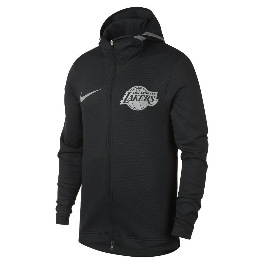 Los Angeles Lakers Therma Flex Showtime Men's Nba Hoodie