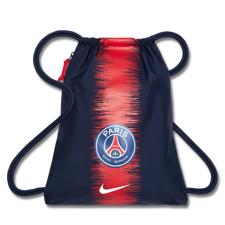f84109e07859b Nike Paris Saint-germain Stadium Football Gymsack in Blue for Men - Lyst