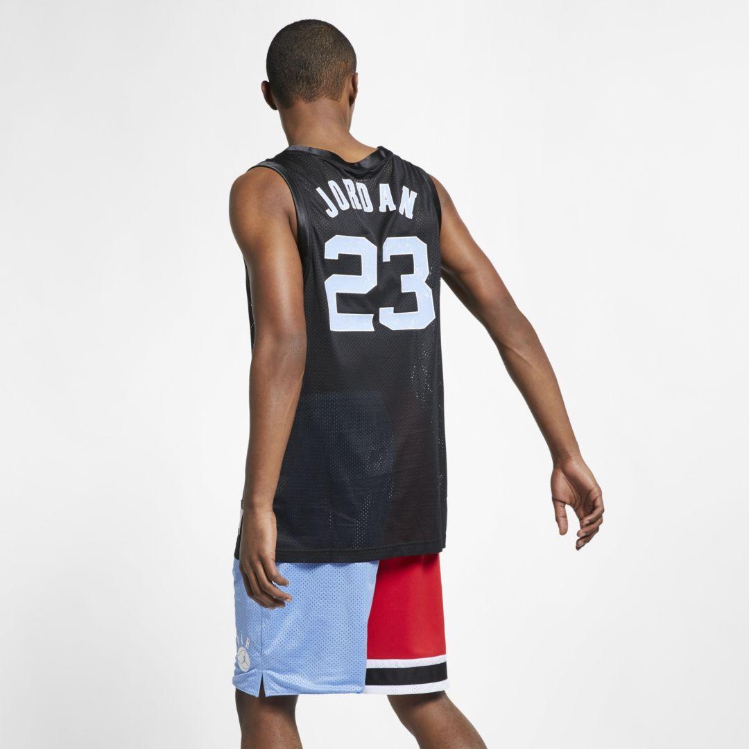 En otras palabras Casarse Diplomacia  Nike Jordan Dna Distorted Basketball Jersey in Black for Men - Lyst