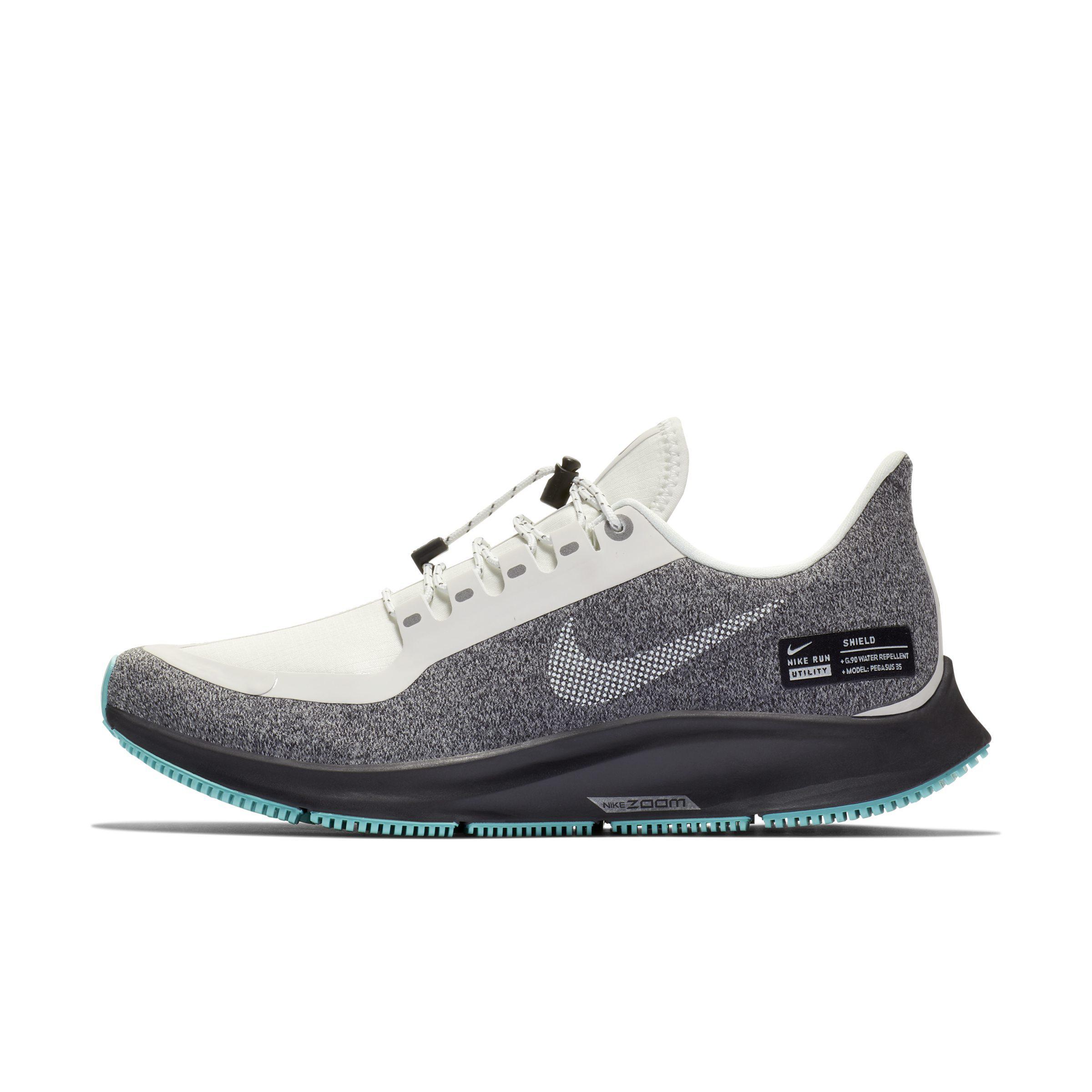 best sneakers 7761d 2cb50 Nike Air Zoom Pegasus 35 Shield Water-repellent Running Shoe in ...