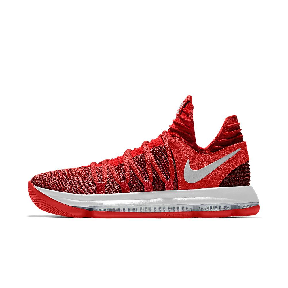 d2206f305a807 Lyst - Nike Zoom Kdx Id Men s Basketball Shoe in Red for Men