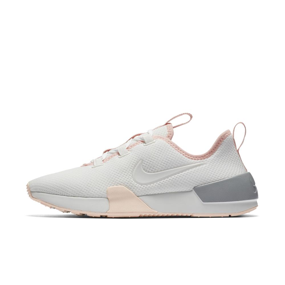 lyst nike ashin moderna correre le donne scarpa in bianco