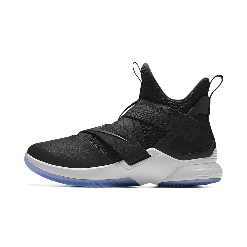 166fa9c4f3fb1 Lyst - Nike Lebron Soldier Xii Id Men s Basketball Shoe in Black for Men