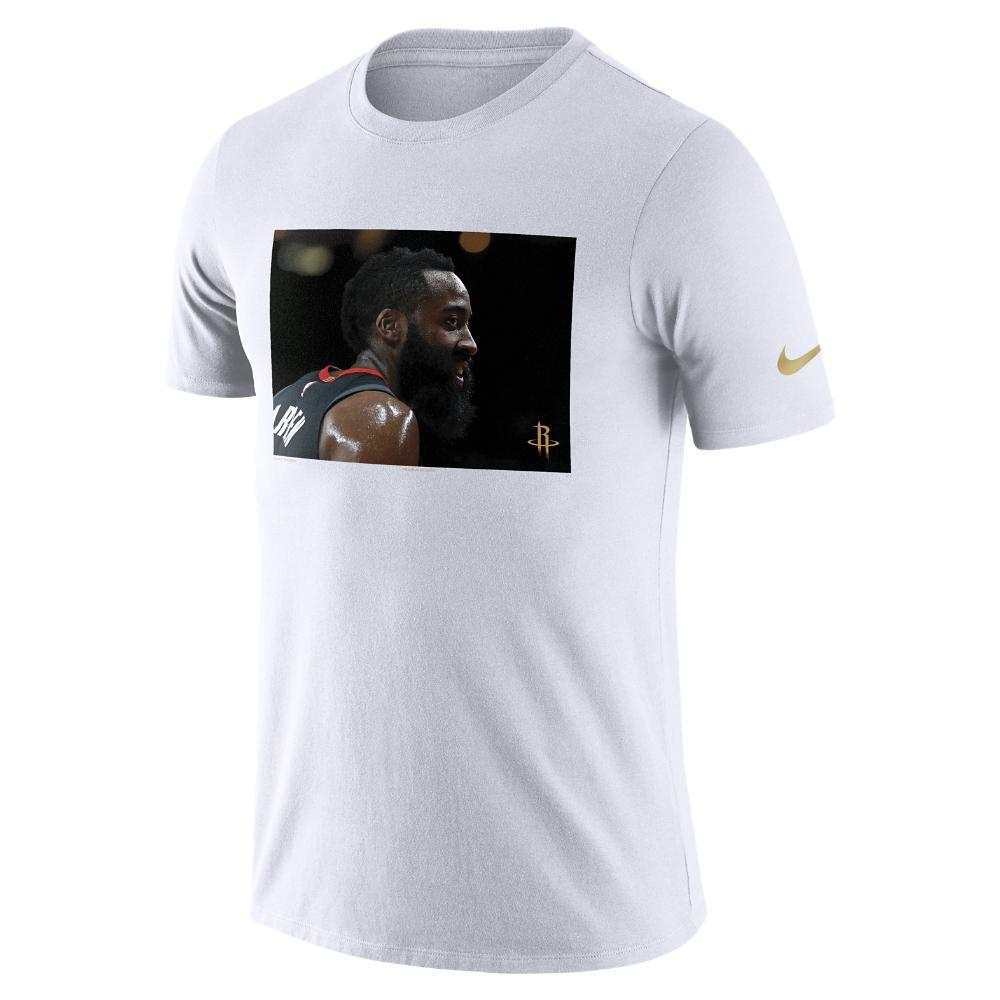 Lyst - Nike James Harden Houston Rockets Dri-fit Men s Nba T-shirt ... a344c7fd1