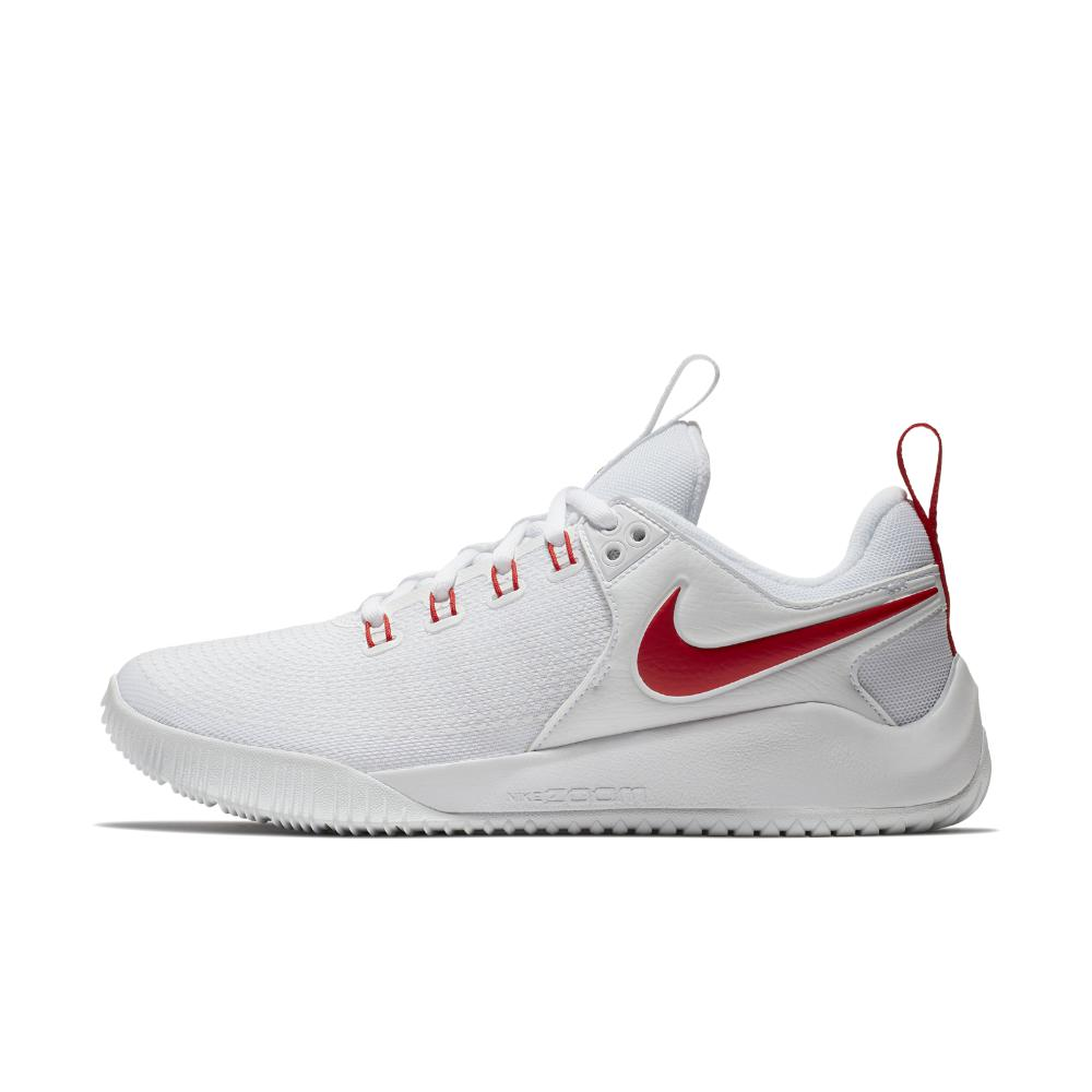 new product 69b61 f6940 Nike. White Zoom Hyperace 2 Womens Volleyball Shoe