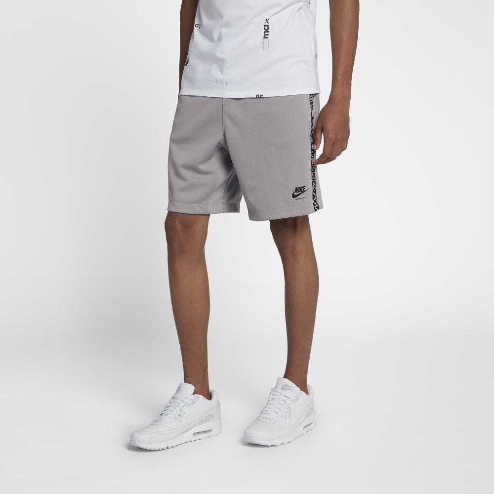 ab9adc6536 Nike Gray Sportswear Air Max Men's Shorts for men