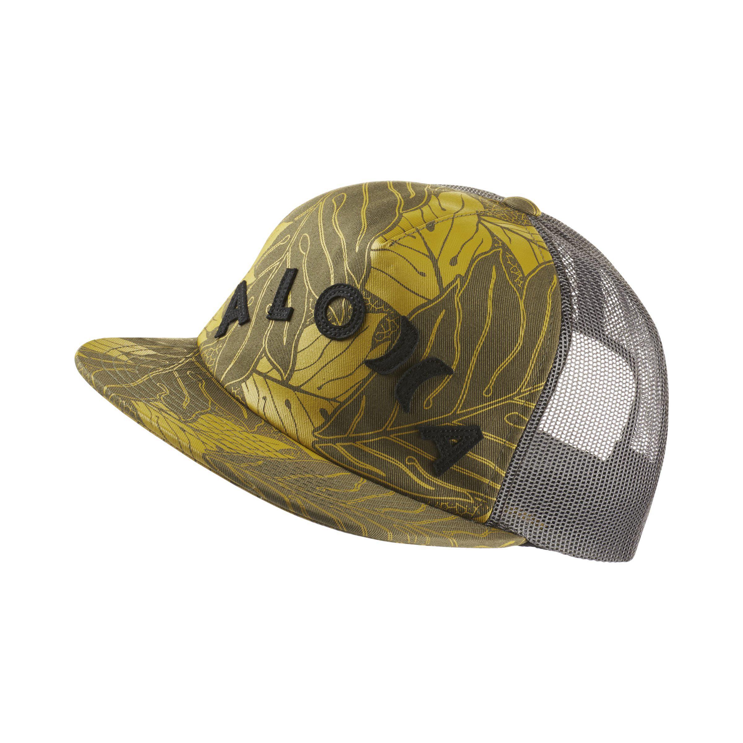 930a025137638 Nike Hurley Sig Zane Ululoa Hat in Green for Men - Lyst