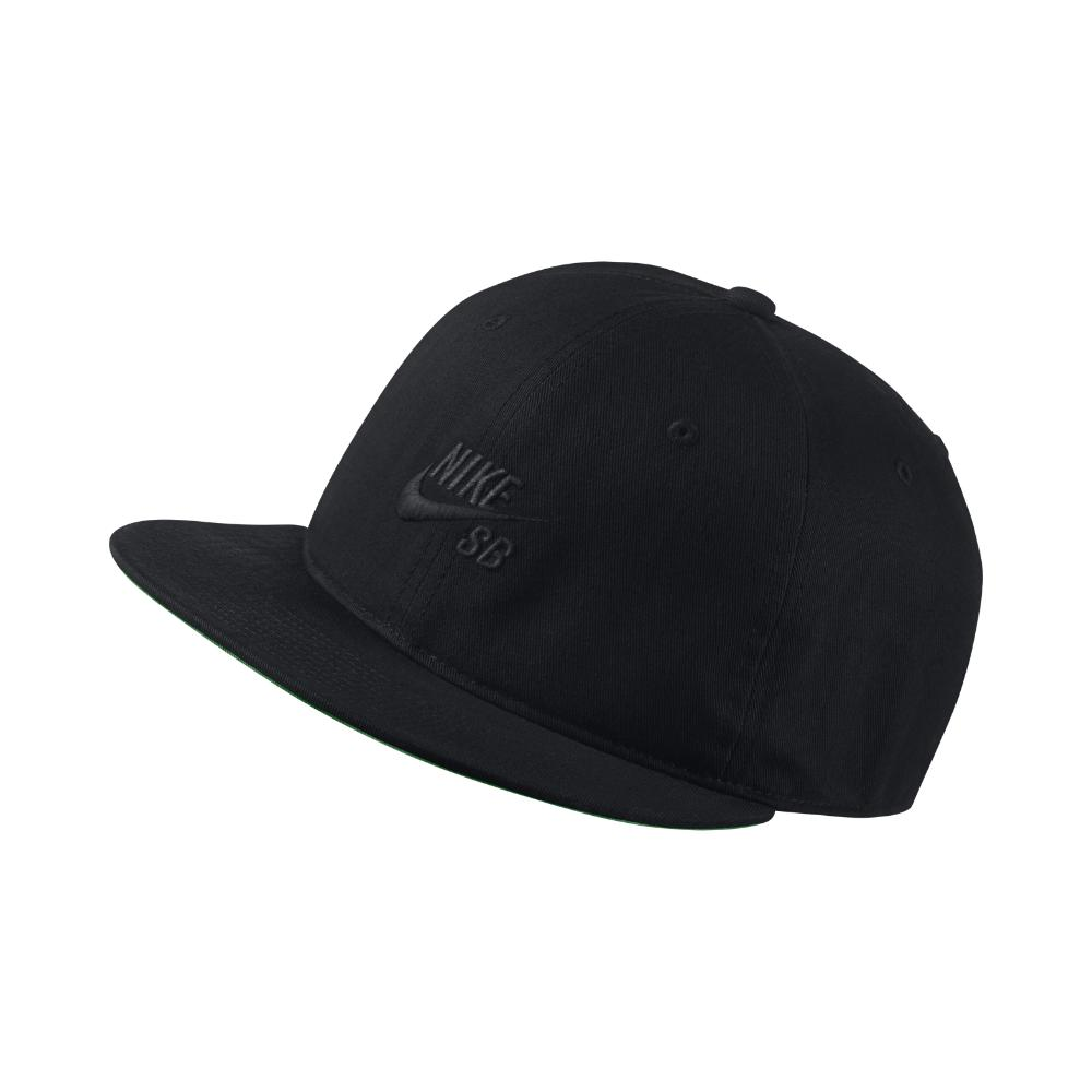 eede50c10dd Lyst - Nike Sb Vintage Adjustable Hat (black) - Clearance Sale in ...