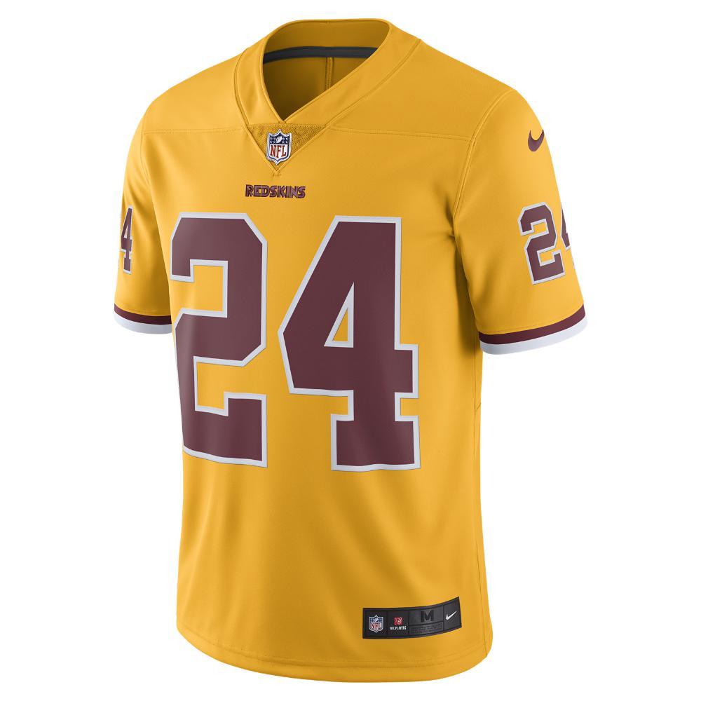Lyst - Nike Nfl Washington Redskins Color Rush Limited (josh Norman ... 2e4d15e0f