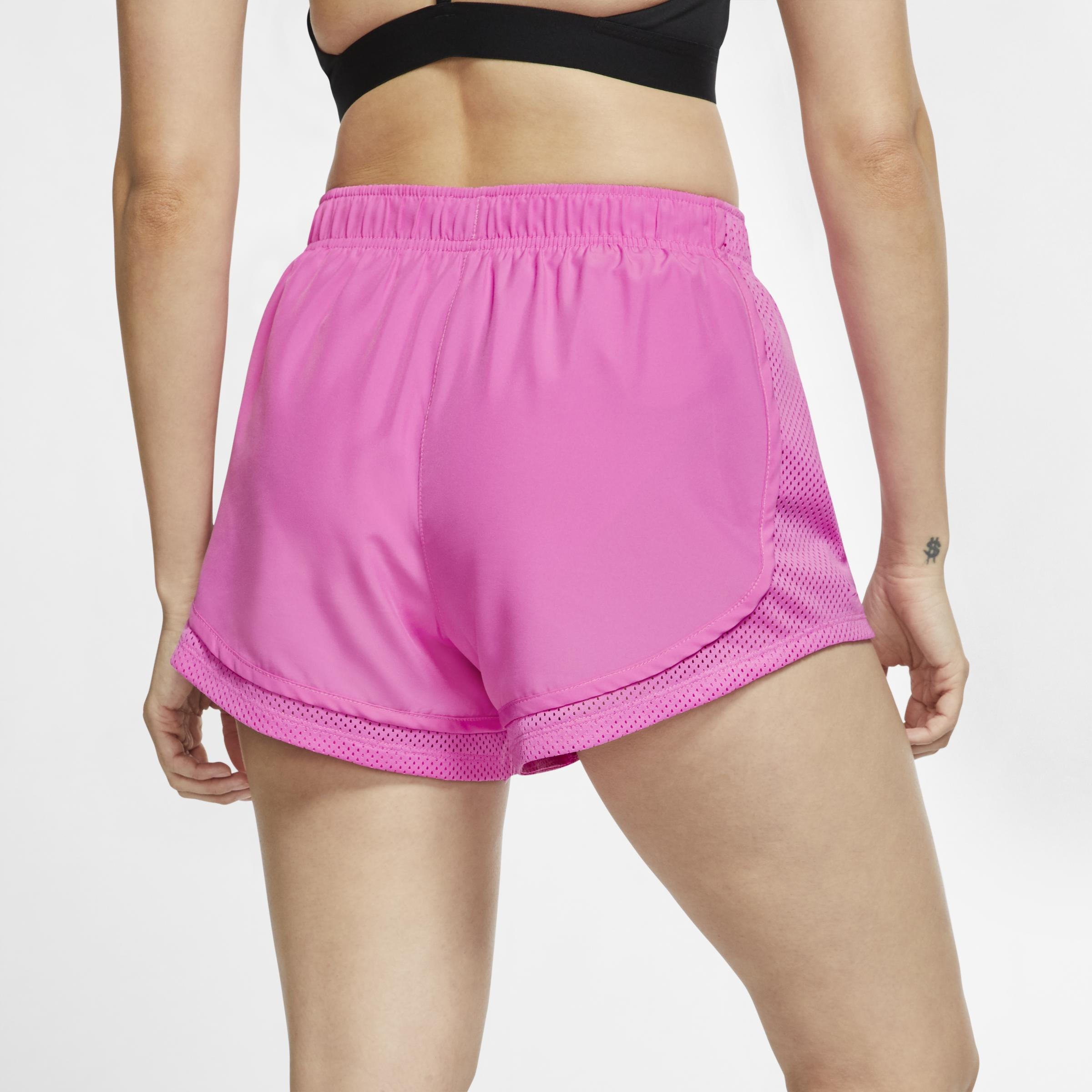 Short de running Air Tempo pour Nike en coloris Rose