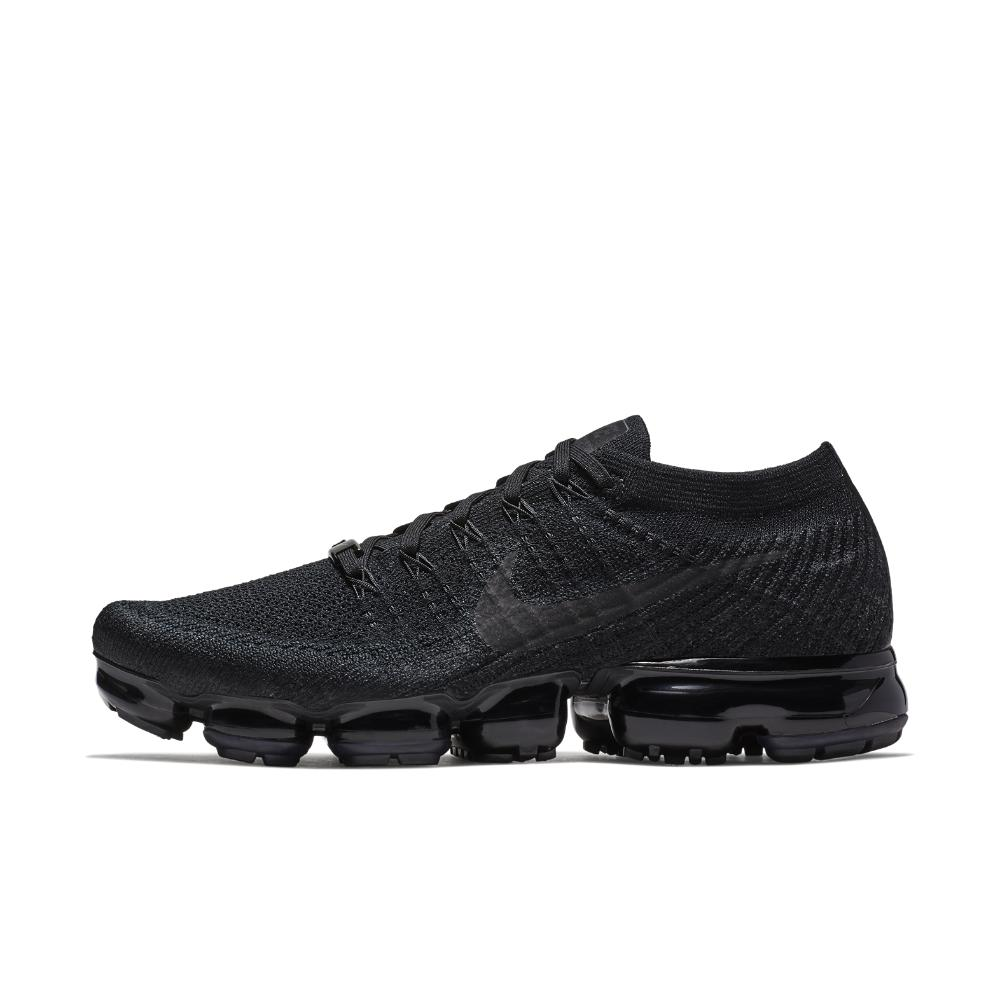 512d33d19bcad2 Lyst - Nike Air Vapormax Flyknit Men s Running Shoe in Black for Men