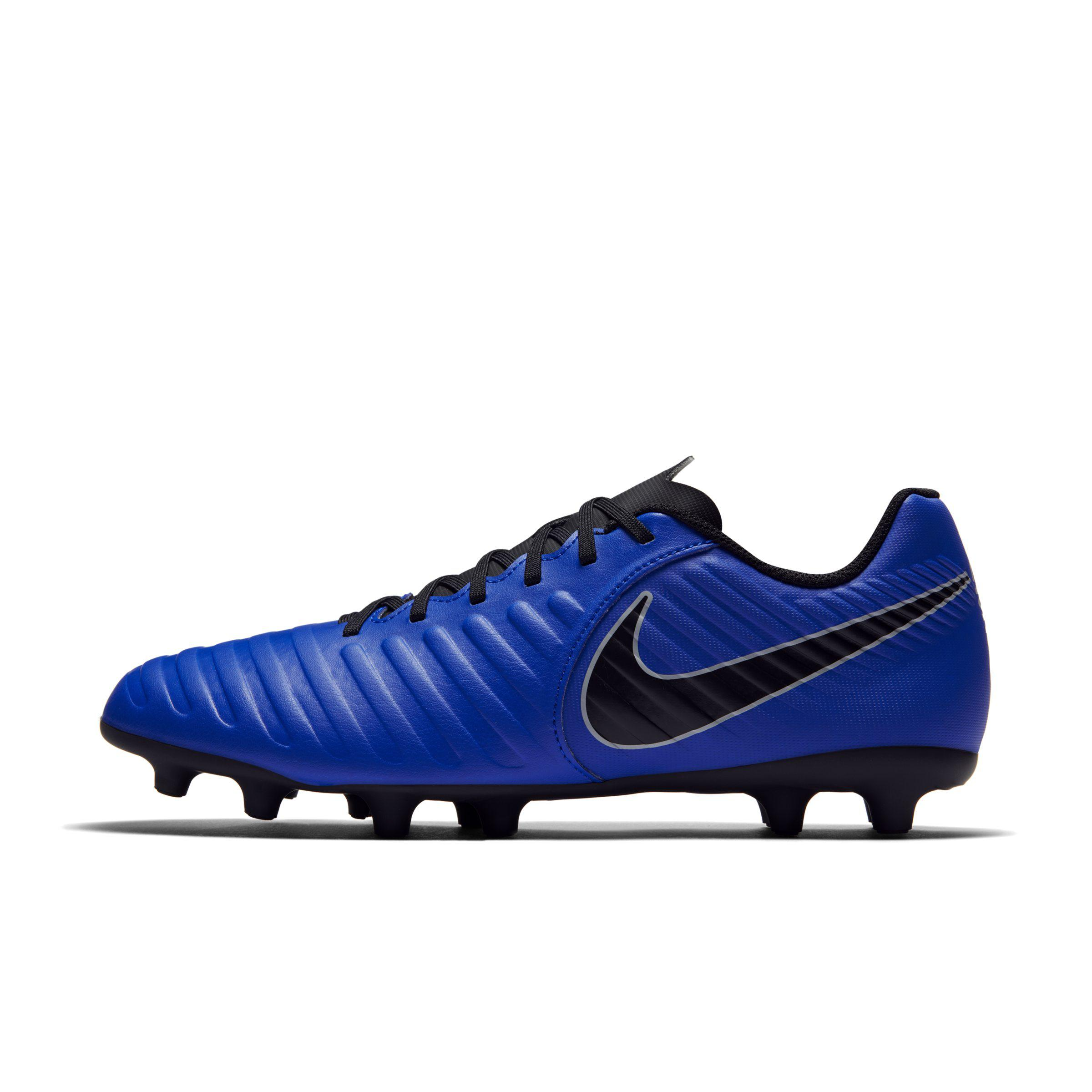 7a6186633 Nike Tiempo Legend Vii Club Multi-ground Football Boot in Blue for ...