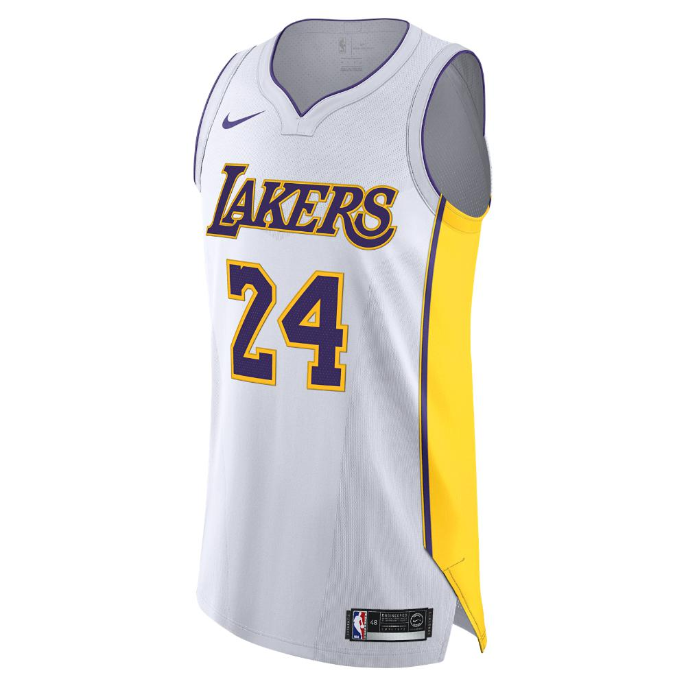 Nike Kobe Bryant Association Edition Authentic (los Angeles Lakers ...
