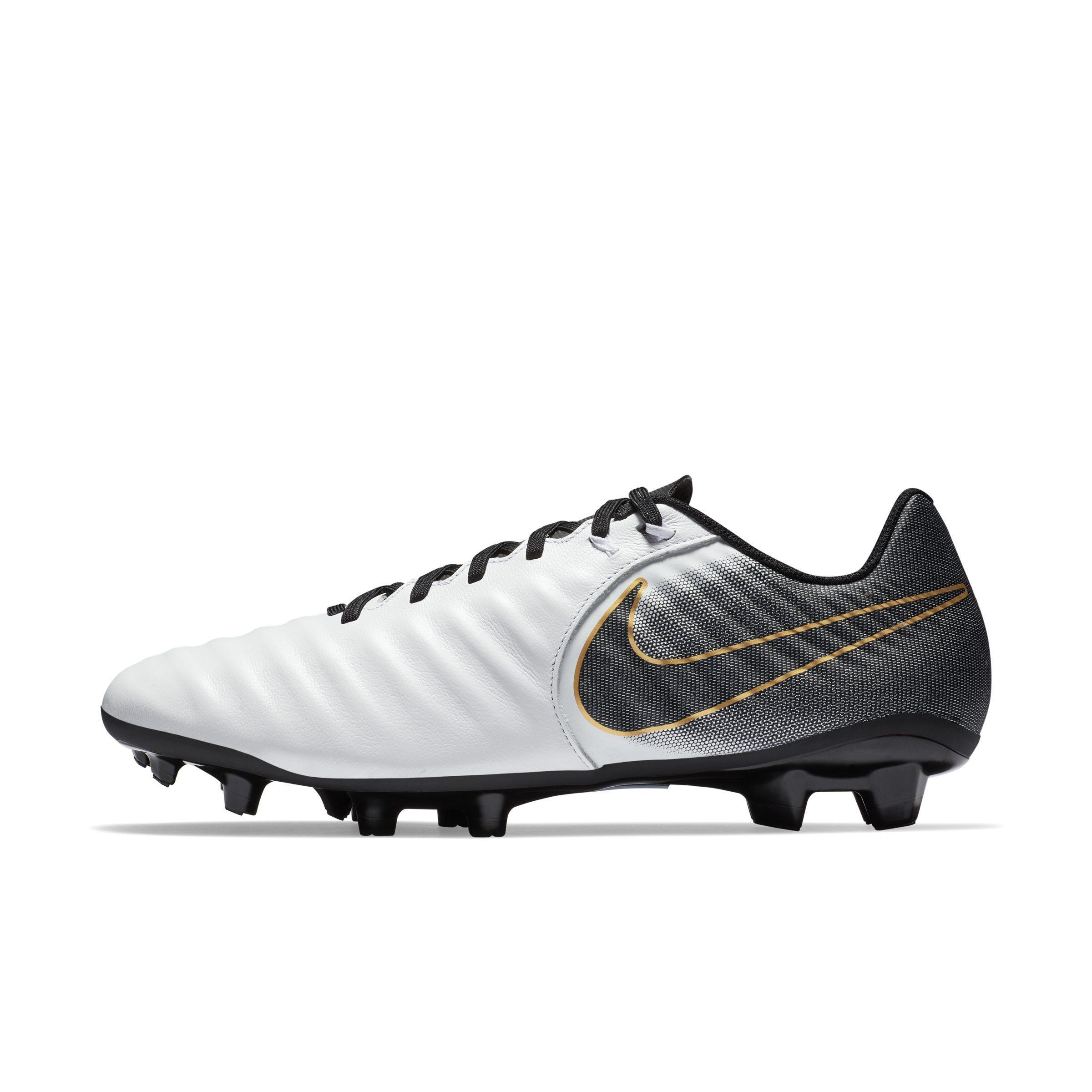 Nike Tiempo Legend Vii Academy Firm-ground Football Boot in White - Lyst 83ddf0267