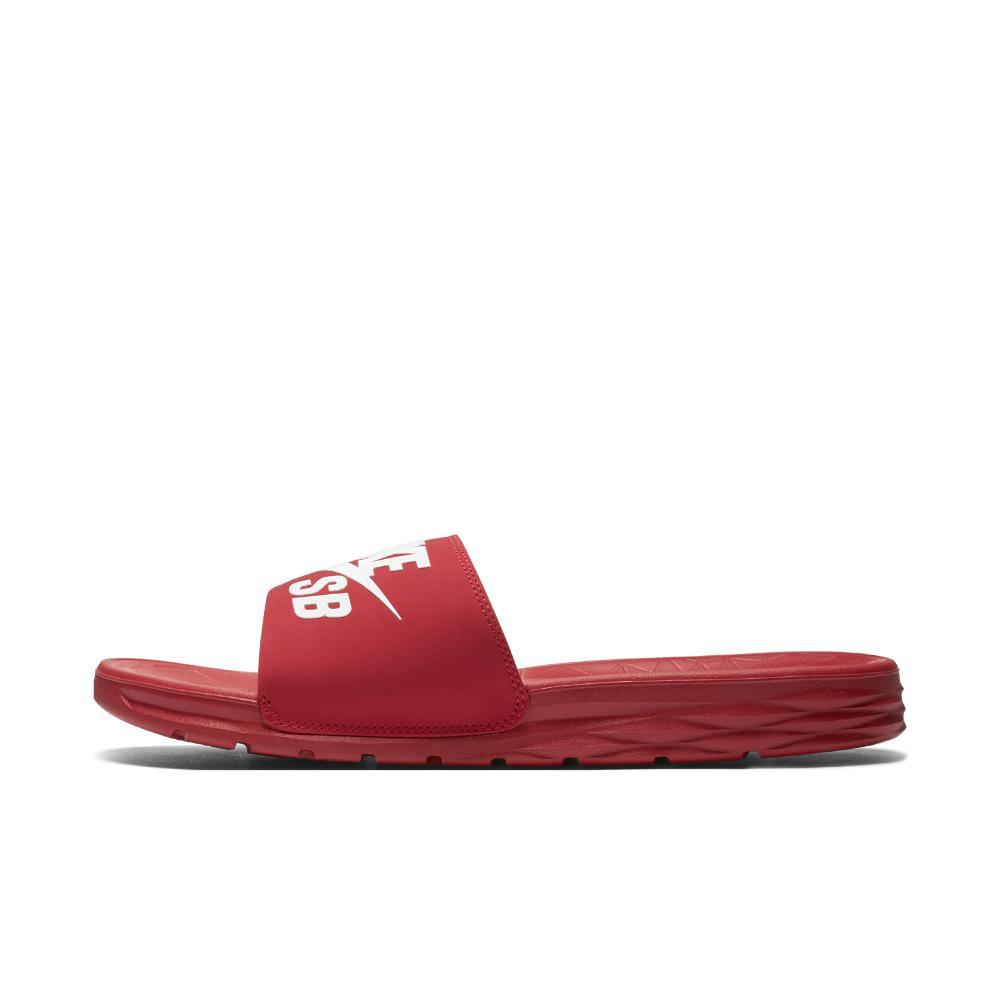 Nike Sb Benassi Solarsoft Men's Slide