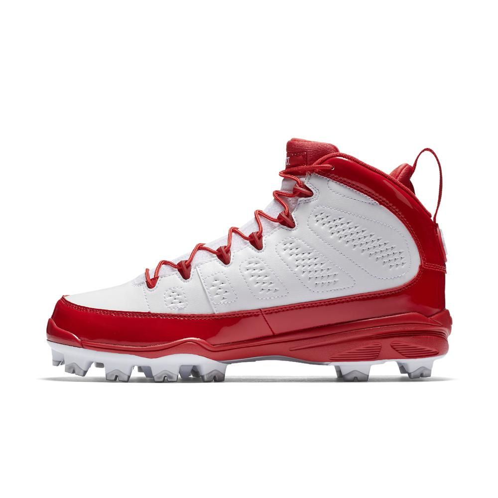 f13e6b2ba4d1e7 Nike. Red Ix Retro Mcs Men s Baseball Cleats ...