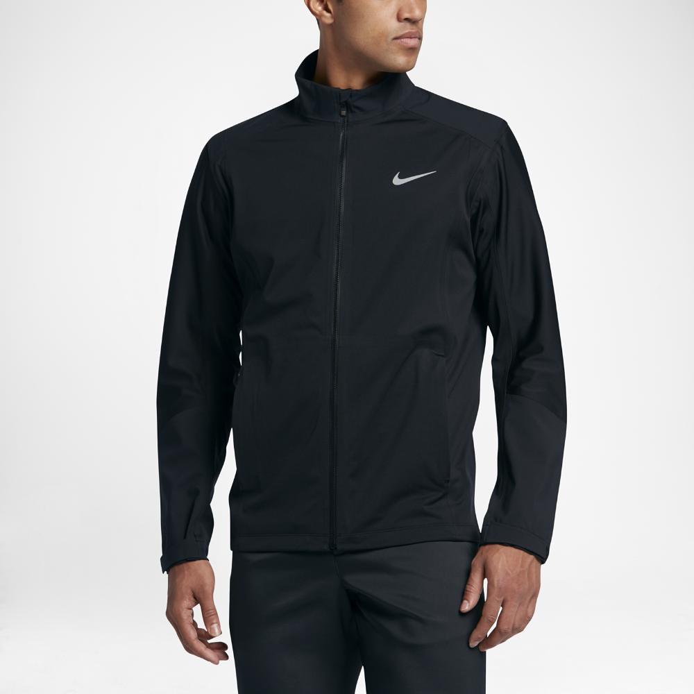 Nike Synthetic Hyperadapt Storm-fit Full-zip Men's Golf ...