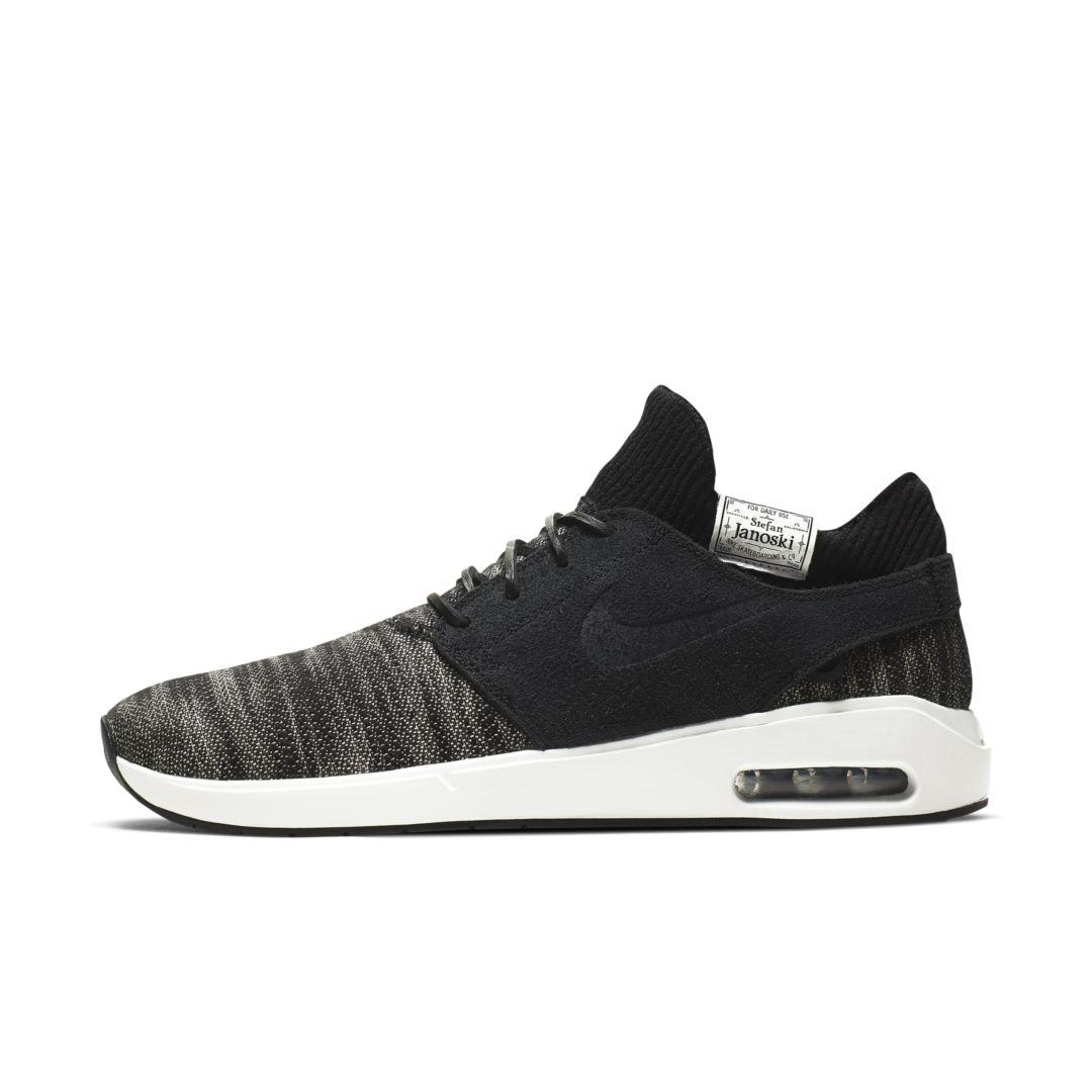 Nike Rubber Sb Air Max Stefan Janoski 2 Premium Skate Shoe in ...