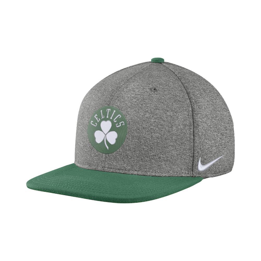 Lyst - Nike Boston Celtics Aerobill Nba Hat (grey) in Gray for Men bb4cea6997b7
