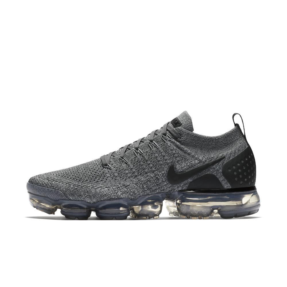 55e211099550 Lyst - Nike Air Vapormax Flyknit 2 Men s Running Shoe in Gray for Men