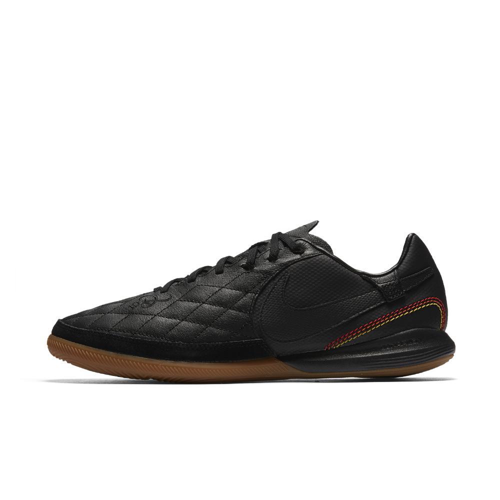 59ec2b41866d Lyst - Nike Tiempox Finale 10r Ic Indoor court Soccer Shoe in Black ...