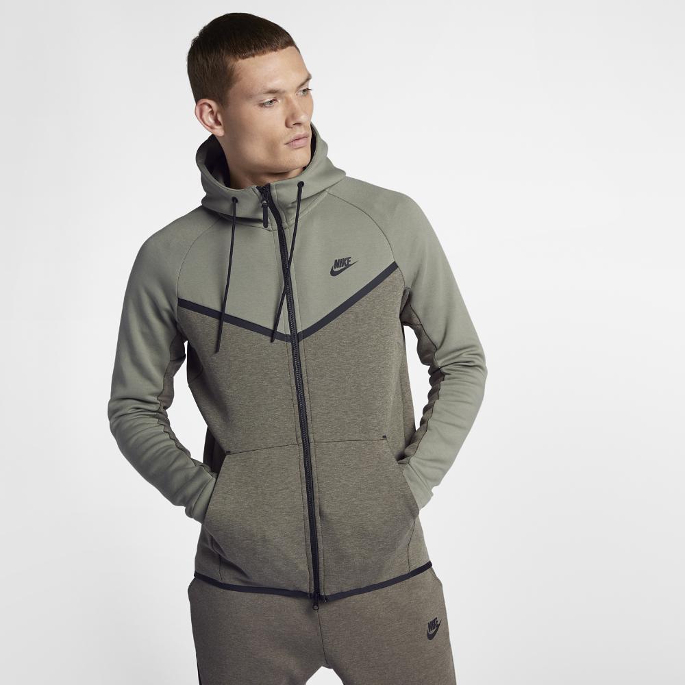 a903e0939 Nike Sportswear Tech Fleece Windrunner Men's Full-zip Hoodie for Men ...