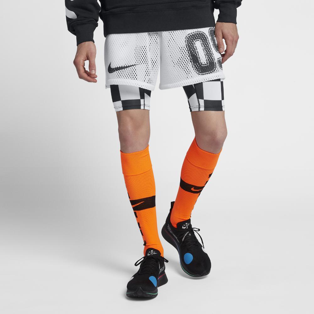 0d063417651 Nike X Off-white Soccer Socks in Orange for Men - Lyst