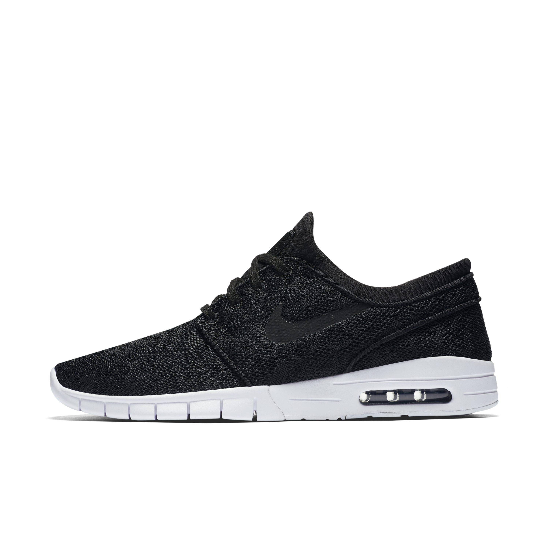 promo code 66892 58cf5 Nike - Black Sb Stefan Janoski Max Skate Shoe for Men - Lyst. View  fullscreen