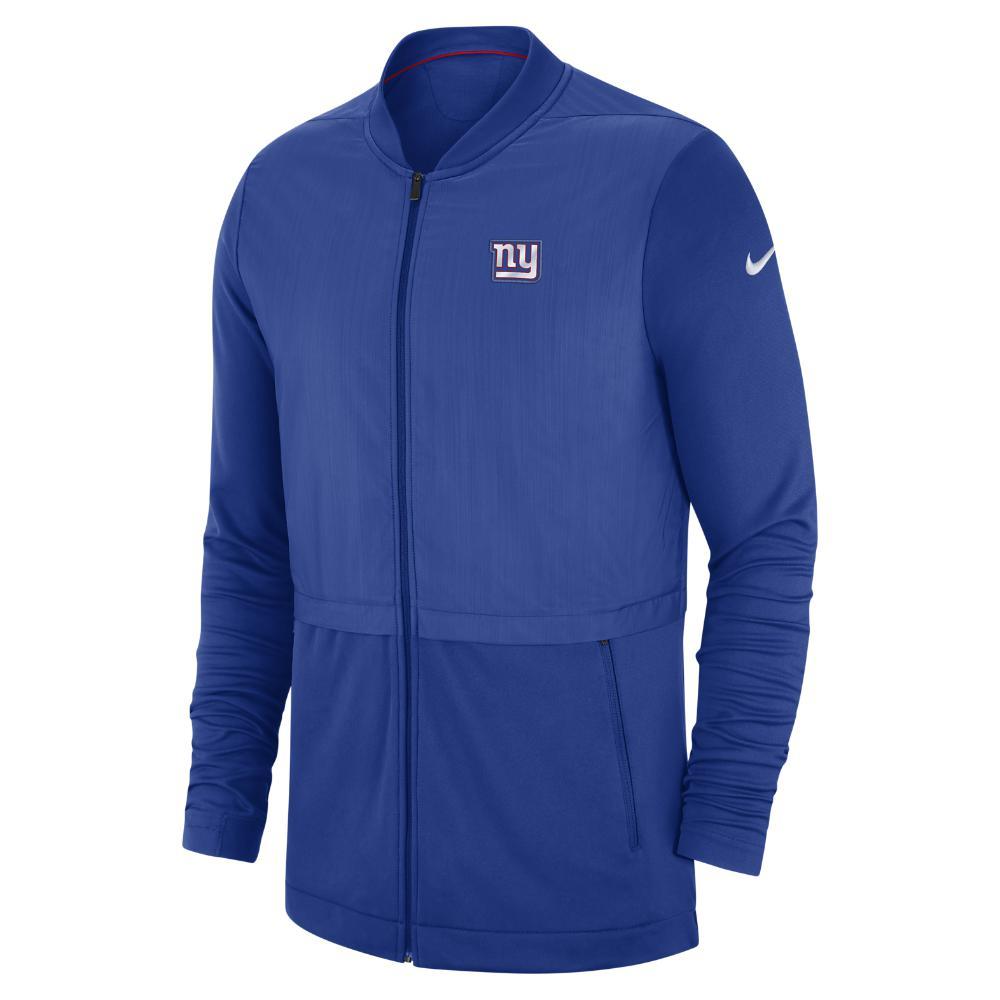 0e6cae528 Lyst - Nike Elite Hybrid (nfl Giants) Men s Full-zip Jacket in Blue ...