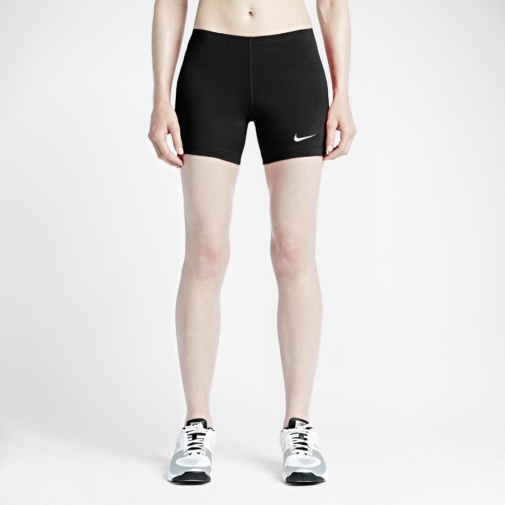 mejor online precio favorable 100% de alta calidad Nike Synthetic Ace Women's Volleyball Shorts in Black - Lyst