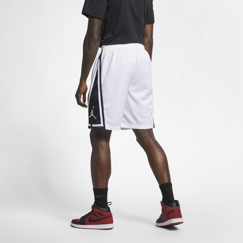 df4d0e637c1 ... Jordan Franchise Basketball Shorts for Men - Lyst. Visit Nike. Tap to  visit site