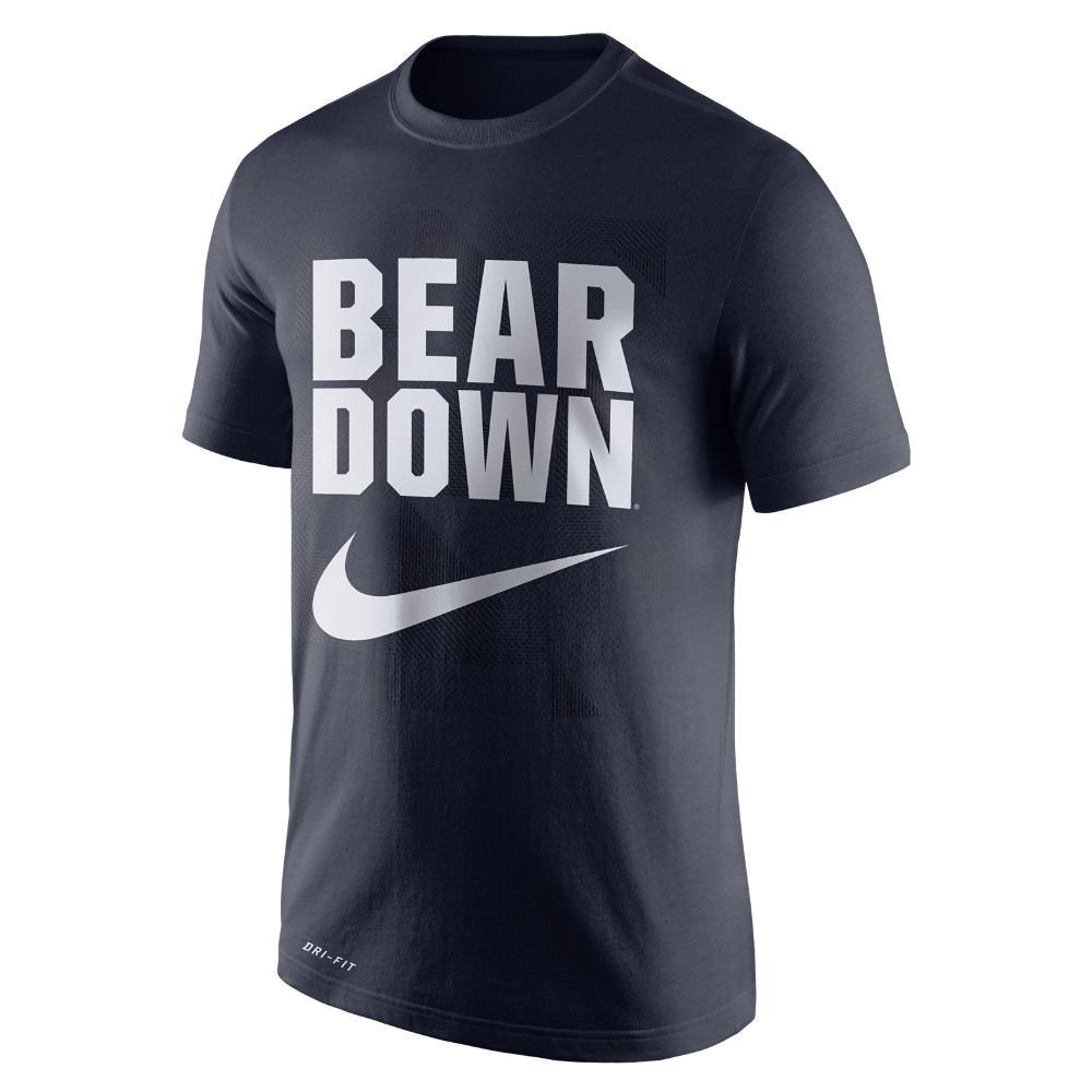 c37e00fc Nike College Dri Fit Logo Legend T Shirt Mens - DREAMWORKS