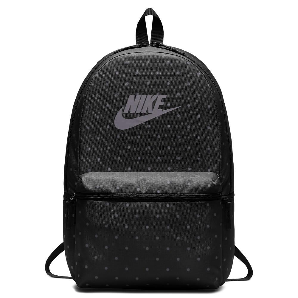 f62efc055b79 Lyst - Nike Sportswear Heritage Printed Backpack (black) in Black
