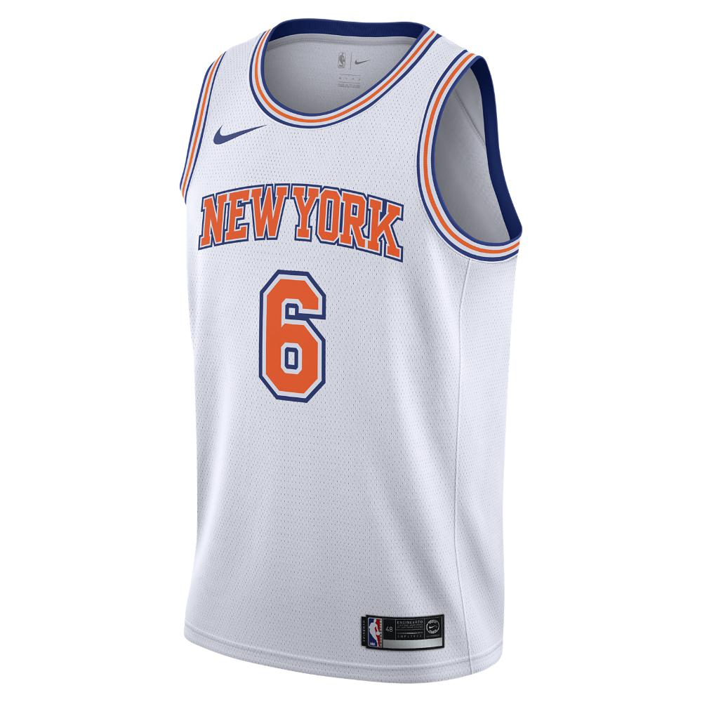 3269ffe4 Nike Kristaps Porzingis Statement Edition Swingman Jersey (new York ...