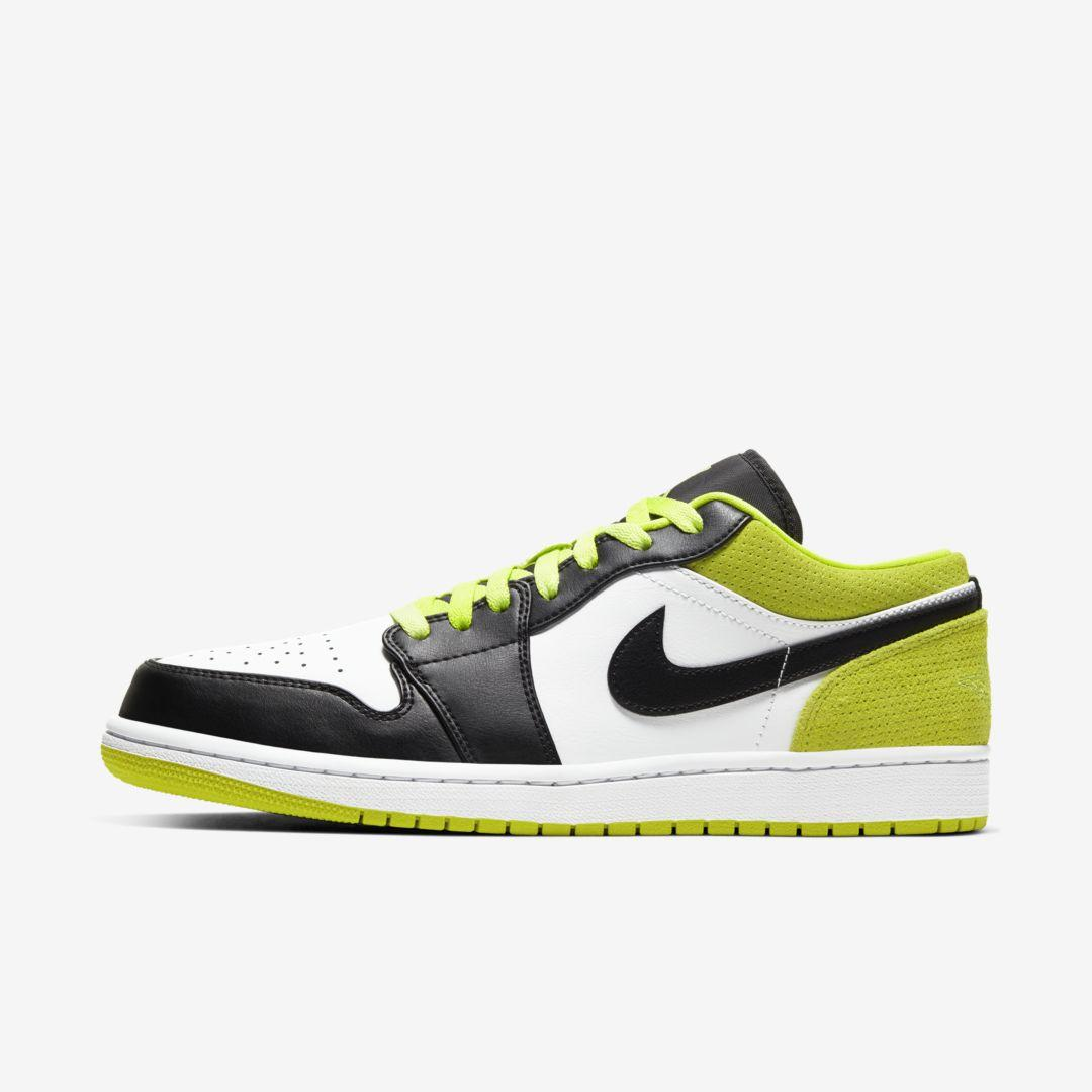 Nike Synthetic Air Jordan 1 Low Se Shoe (black) - Clearance Sale ...