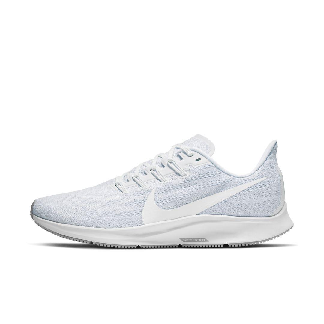 the best attitude fcc5a 5ba1e Men's White Air Zoom Pegasus 36 Running Shoe