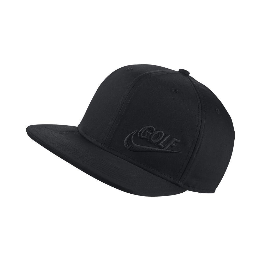867bb910eb4 Lyst - Nike Aerobill Adjustable Golf Hat (black) - Clearance Sale in ...