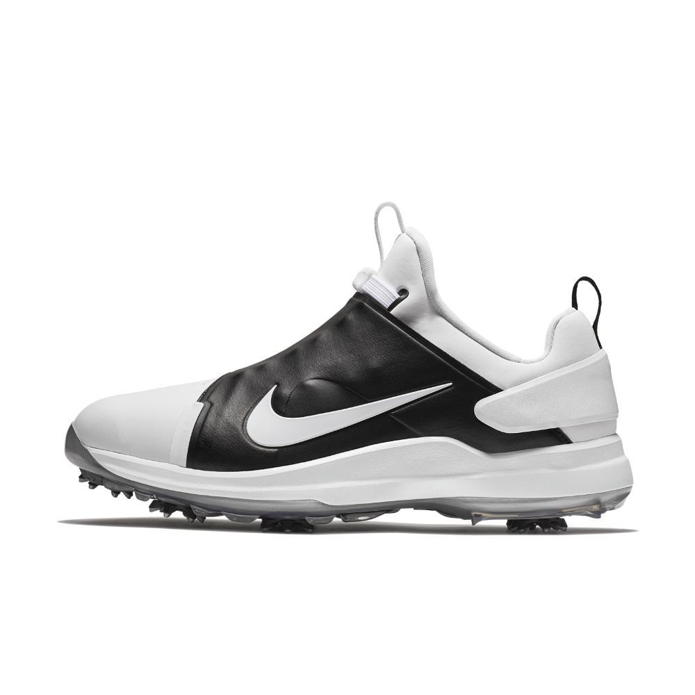 01cb6b9f64da3c Lyst - Nike Golf Tour Premiere Men s Golf Shoe in Metallic for Men