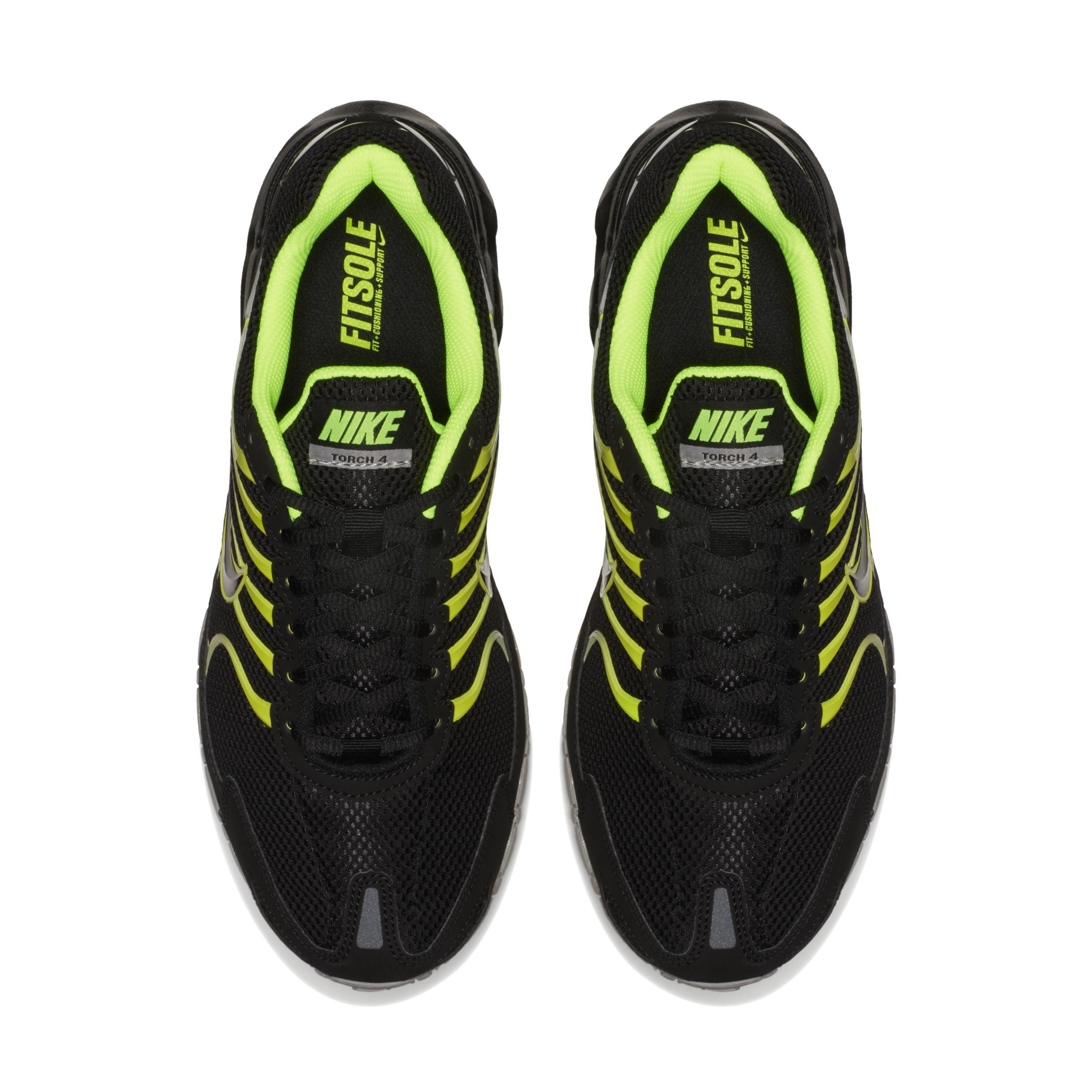 Chaussure de running Air Max Torch 4 pour Nike pour homme en coloris Noir