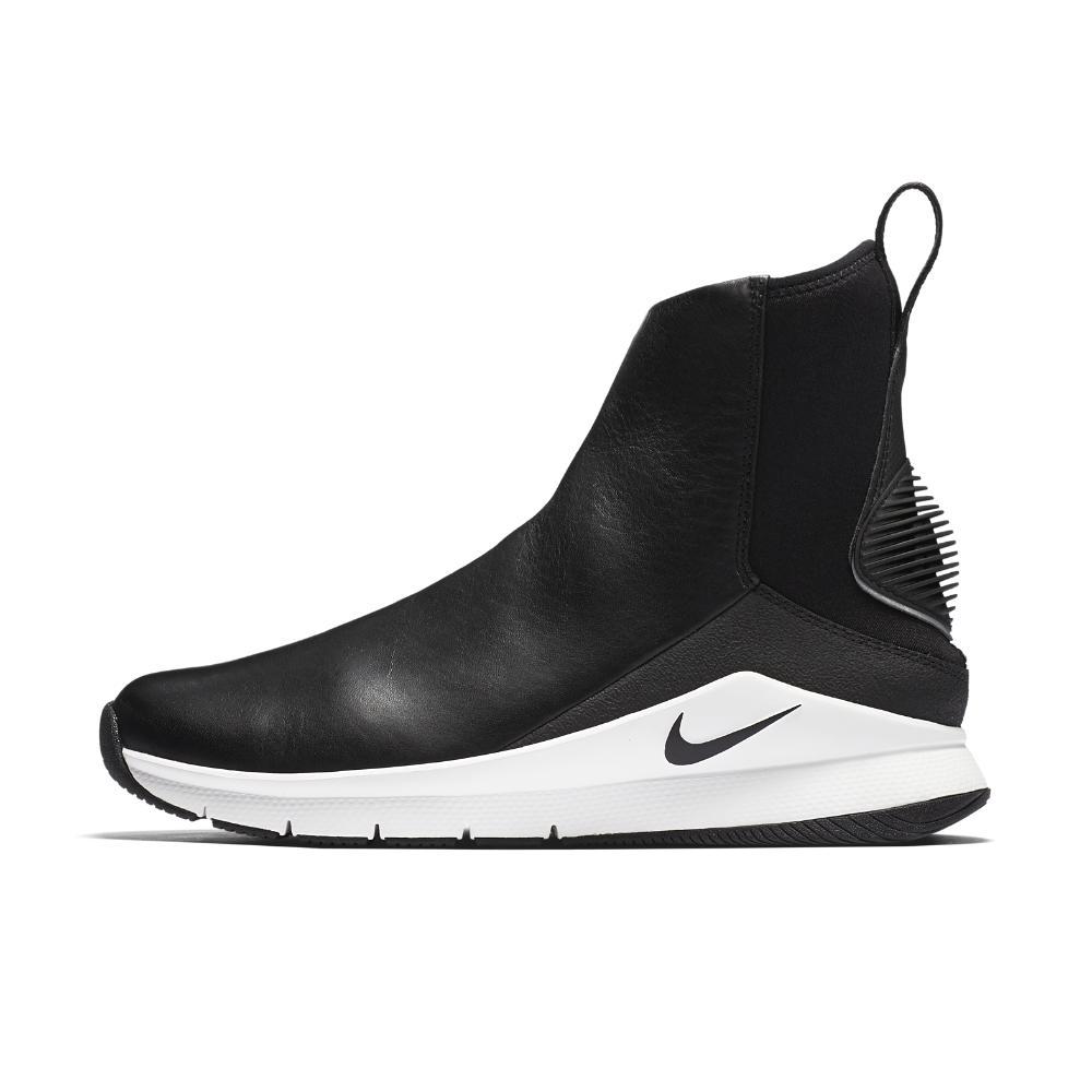 f84869518716f Lyst - Nike Rivah High Premium Women s Shoe in Black
