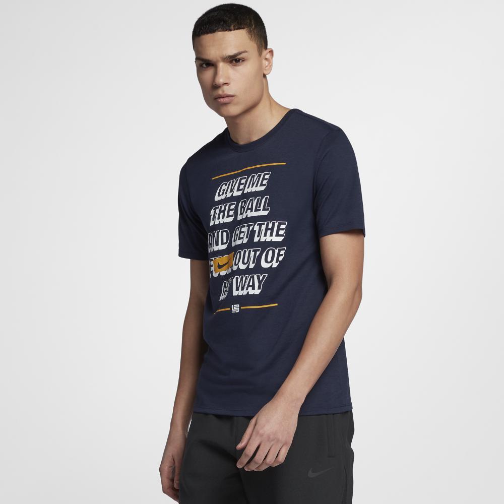 Nike Dri FIT Men's Basketball T Shirt