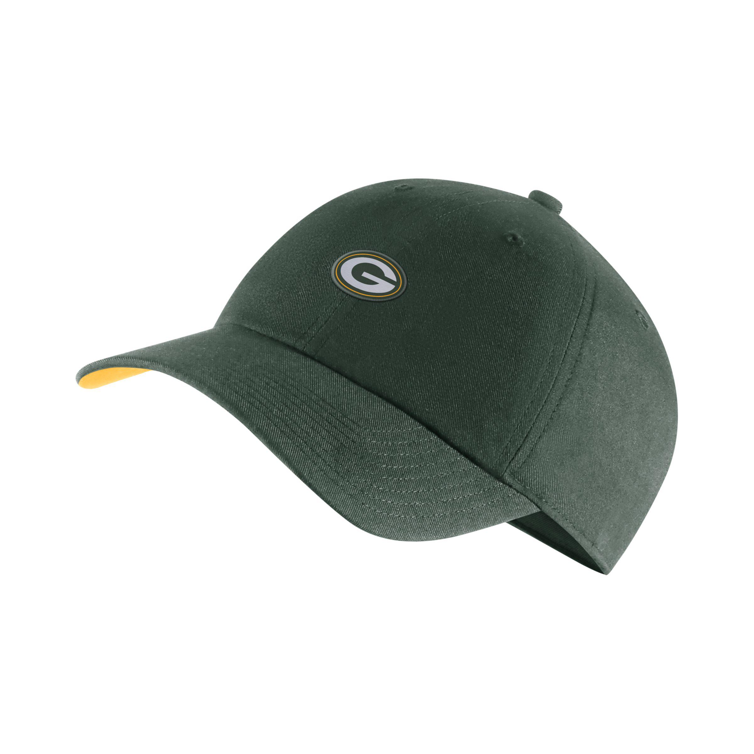 76169f54f32 Nike Heritage86 (nfl Packers) Adjustable Hat in Green - Lyst