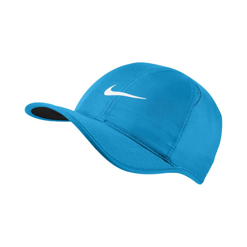 new arrival 3227a 3b298 Lyst - Nike Court Featherlight Adjustable Tennis Hat (blue) in Blue ...