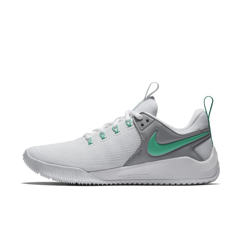 Lyst Nike Zoom Zapato Hyperace 2 De Voleibol Femenino Zapato Zoom En Gris 168899