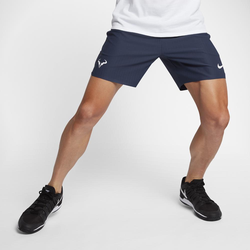 e53664382070f 7 Tennis In Shorts Lyst Men s Men Ace Nike Blue Flex Court Rafa For  SpjLUMqzVG