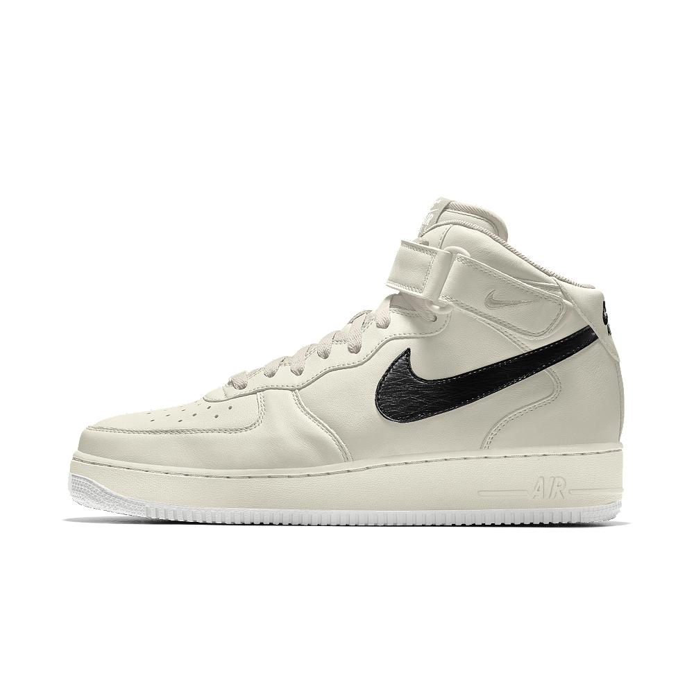 Natura Prescribir Prueba de Derbeville  Nike Air Force 1 Mid Id Women's Shoe for Men - Lyst