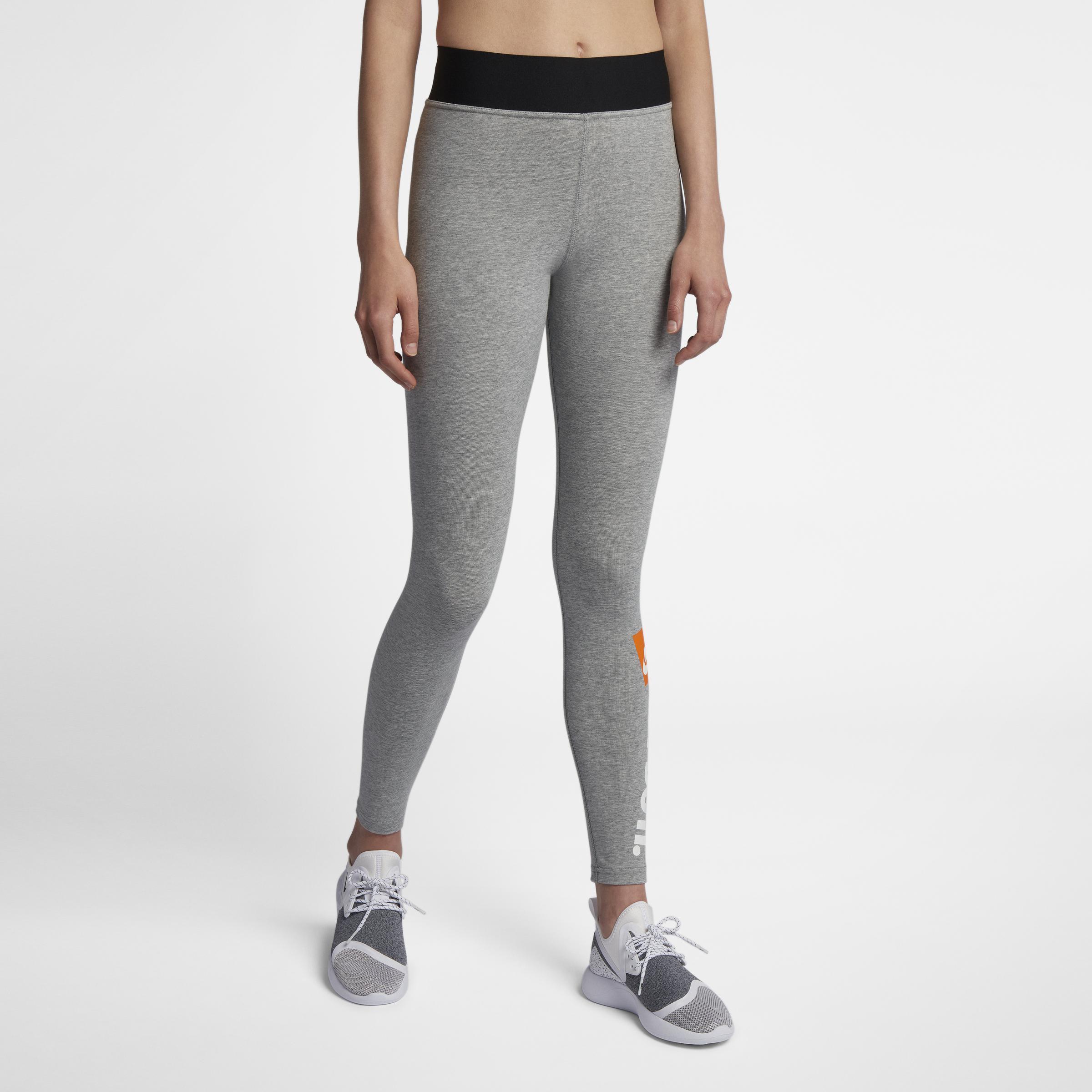 Nike Sportswear Damen-JDI-Leggings in Grau aZndn