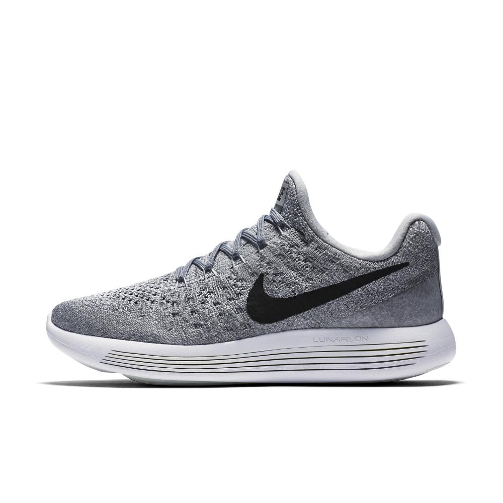Lyst - Nike Lunarepic Low Flyknit 2 Women s Running Shoe in Gray cd429e9e3